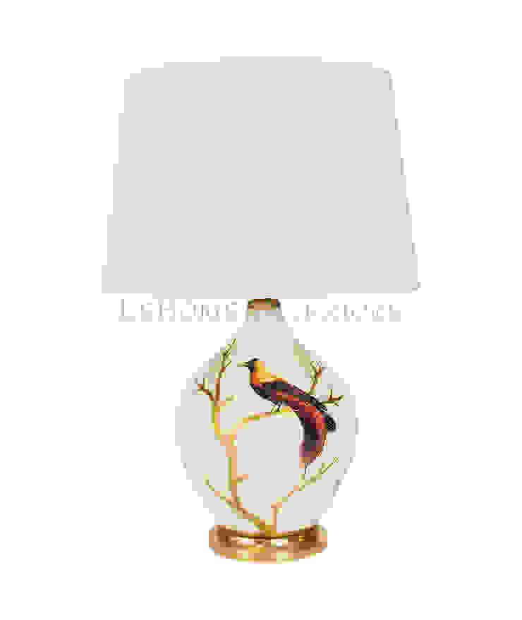 Лампа настольная F319 от LeHome Interiors Классический Керамика