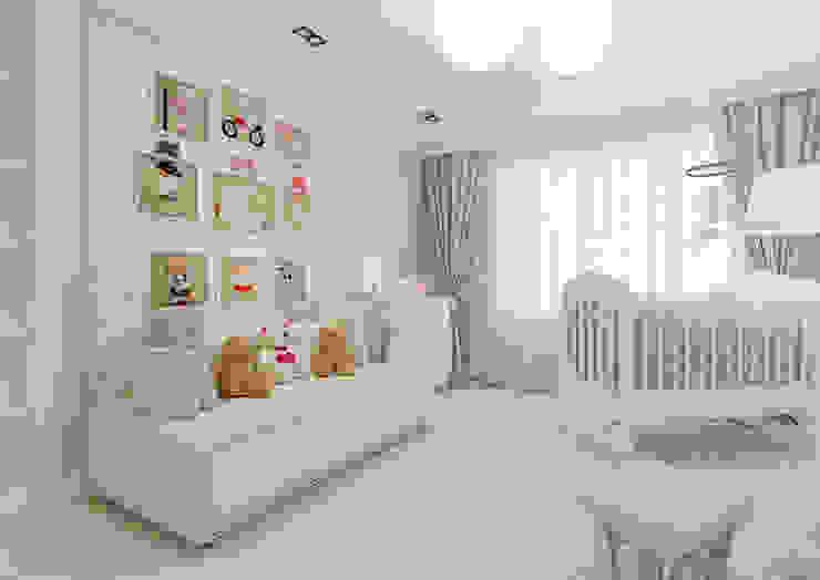 """""""Prime-Design"""": Детские комнаты в . Автор – Дизайн-бюро № 11,"""