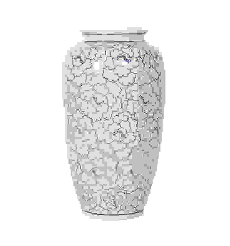 Ваза V1410 от LeHome Interiors Классический Керамика