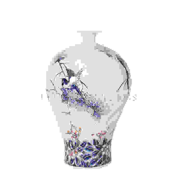 Ваза V1415 от LeHome Interiors Классический Керамика