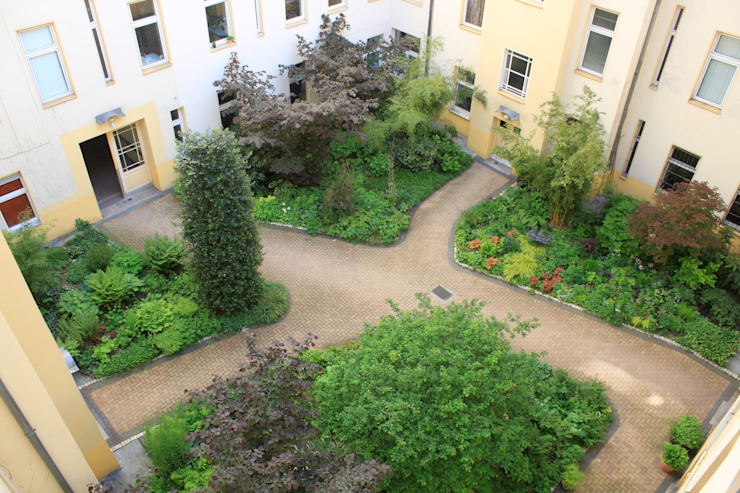 Büro Christian Meyer Modern Garden