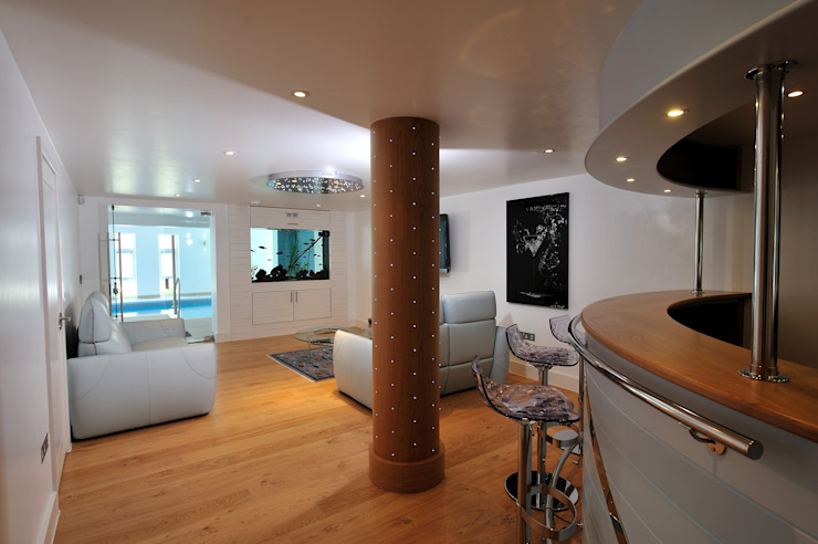 Sea House, Porth | Cornwall Perfect Stays 視聽室