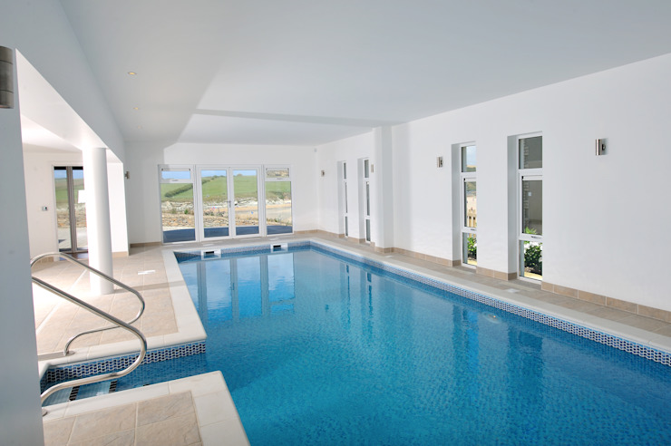 Sea House, Porth | Cornwall Perfect Stays 泳池