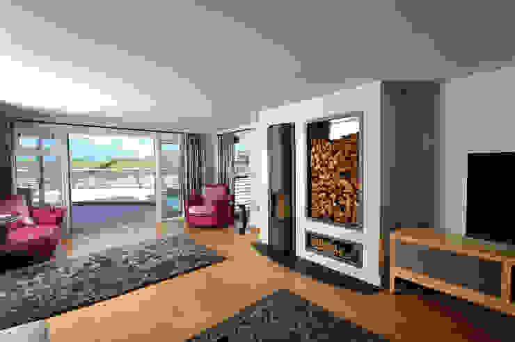 Sea House, Porth | Cornwall Perfect Stays 客廳