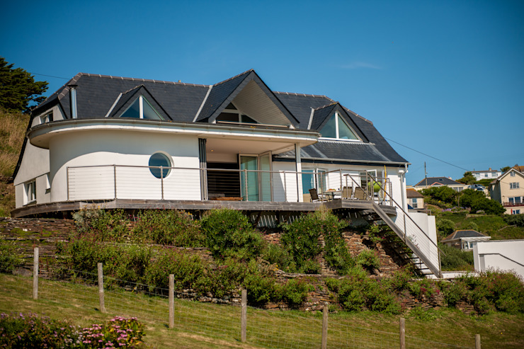 Headlands, Mawgan Porth   Cornwall โดย Perfect Stays ผสมผสาน