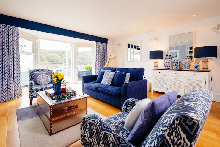 Blue Moorings, Dartmouth | Devon de Perfect Stays Ecléctico