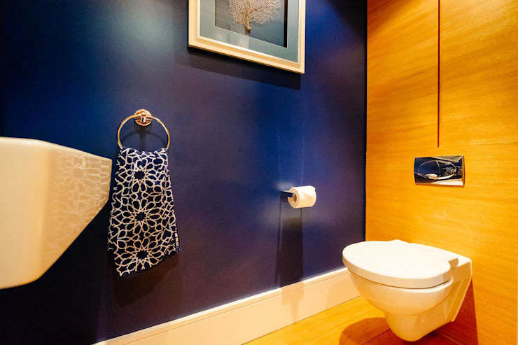 Blue Moorings, Dartmouth | Devon Eclectische badkamers van Perfect Stays Eclectisch