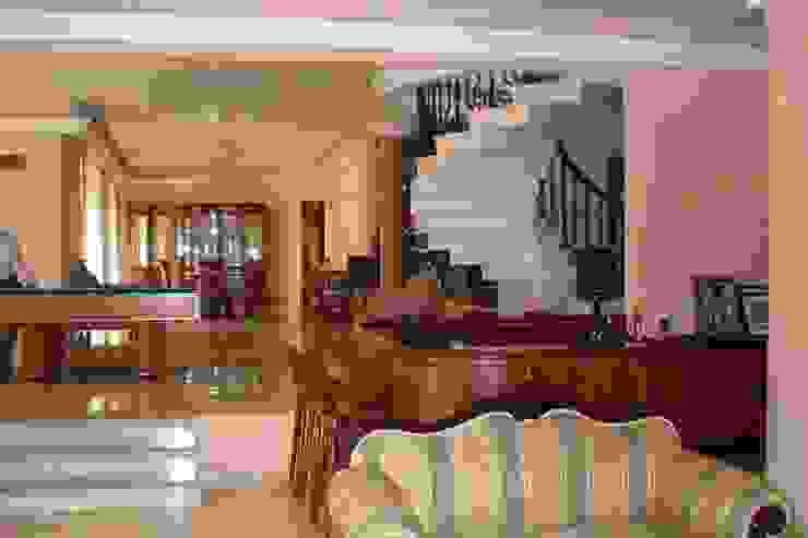 Casa Moderne Wohnzimmer von escala1.4 Modern