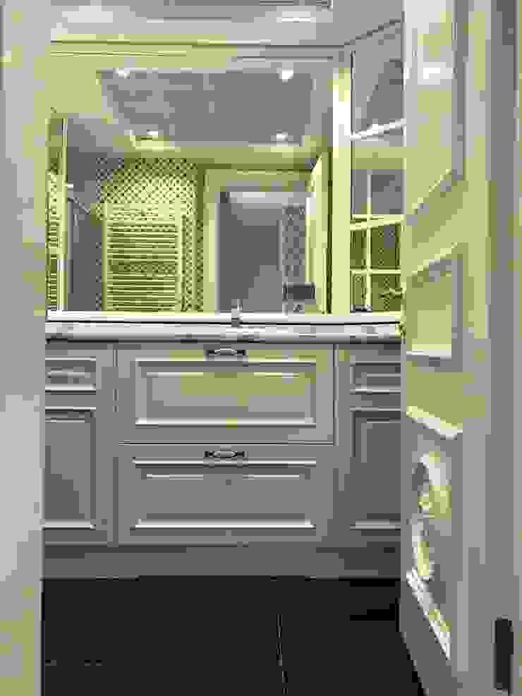 Deniz Yıldızı Evleri Modern Banyo Merve Demirel Interiors Modern Ahşap Ahşap rengi