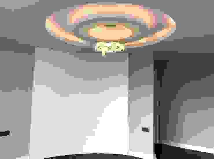 Deniz Yıldızı Evleri Modern Yatak Odası Merve Demirel Interiors Modern Ahşap Ahşap rengi