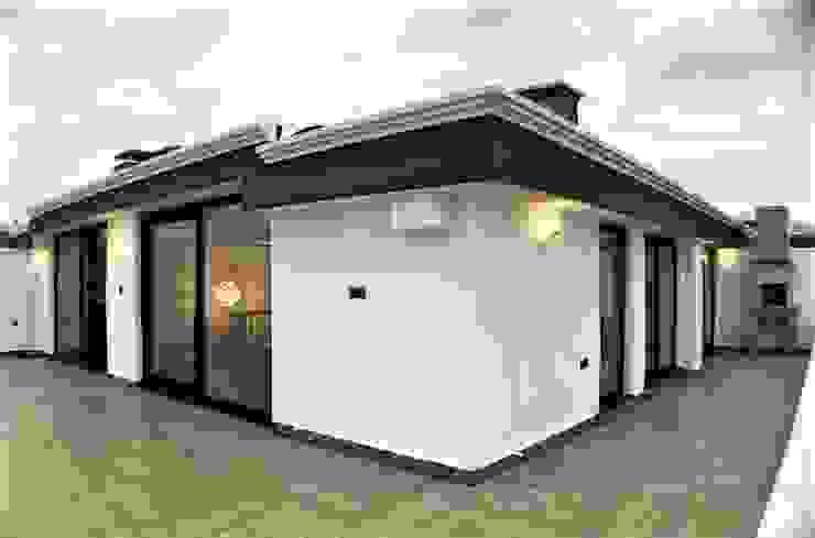 Deniz Yıldızı Evleri Modern Evler Merve Demirel Interiors Modern Beton