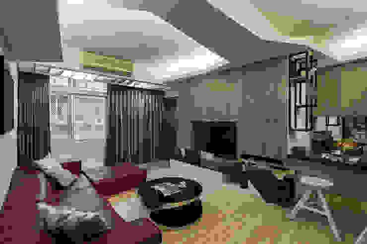 客餐廳 根據 Green Leaf Interior青葉室內設計 現代風