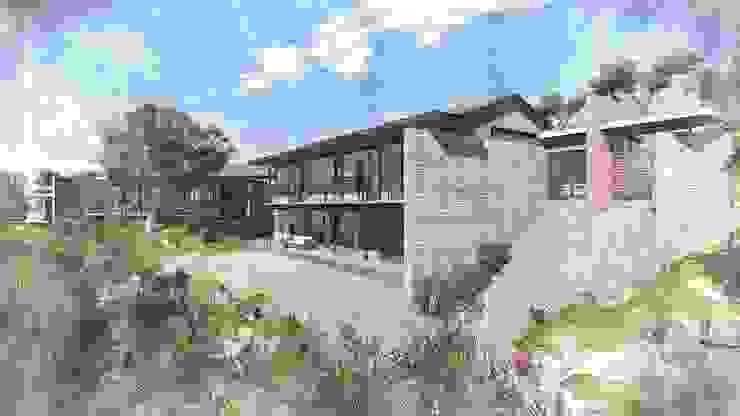 Modern Houses by Kraft Architects Modern