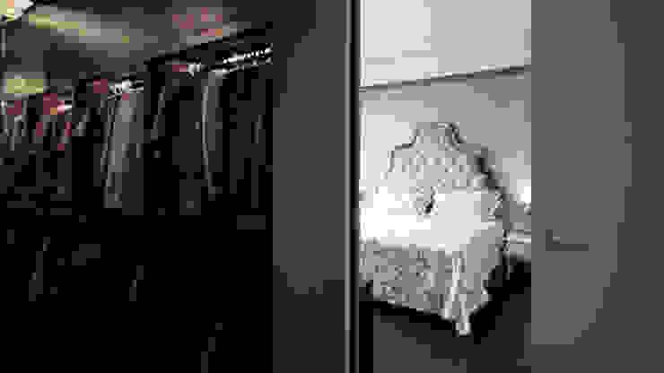 BRAVO INTERIOR DESIGN & DECO KUAN STYLE 璞碩室內裝修設計工程有限公司 臥室