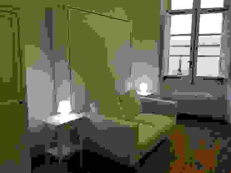 Studio Angius - Pisano Living roomLighting White