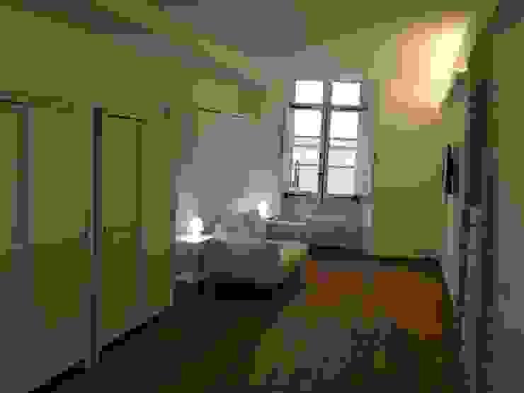 Studio Angius - Pisano Living roomLighting Wood
