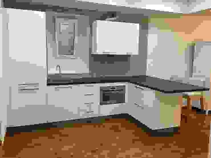 Studio Angius - Pisano KitchenBench tops