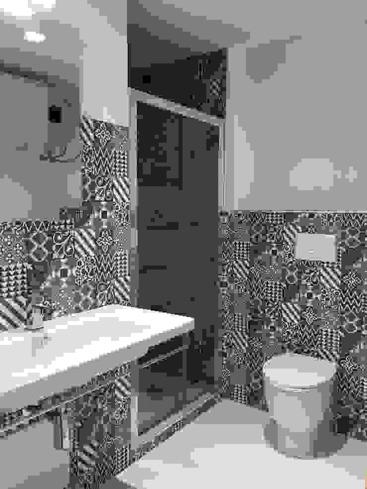 Studio Angius - Pisano BathroomDecoration