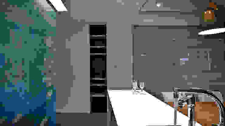 BRAVO INTERIOR DESIGN & DECO JIA STYLE 璞碩室內裝修設計工程有限公司 餐廳