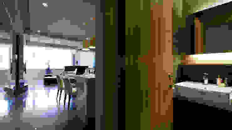 BRAVO INTERIOR DESIGN & DECO JIA STYLE 璞碩室內裝修設計工程有限公司 露臺
