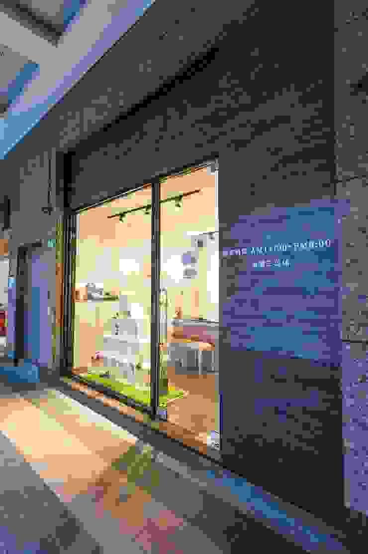 新北市中和區-美容美體SPA館 根據 森參設計
