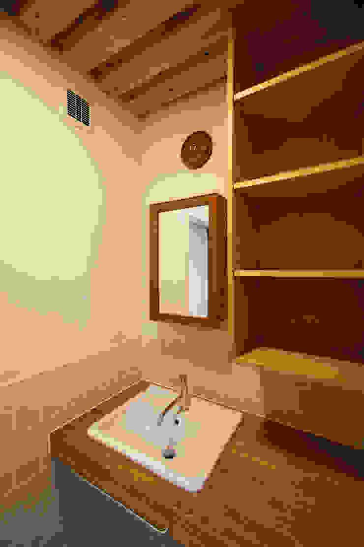すわ製作所 Eclectic style bathroom