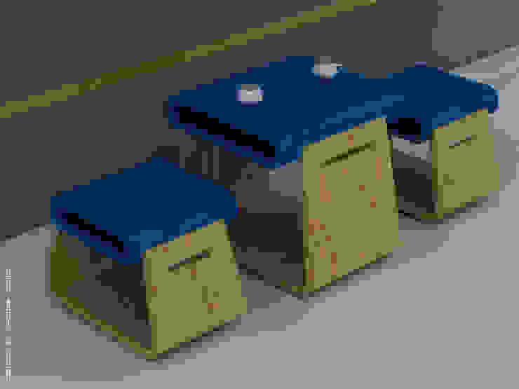 Rianzor coffee table: modern  by Preetham  Interior Designer,Modern