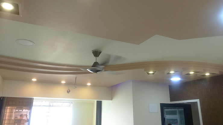 Interiors Designing and Execution by Intra Decor