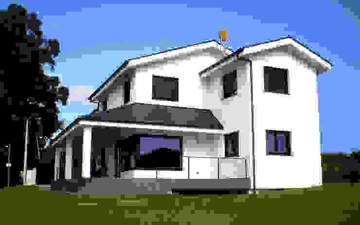 房子 by Intra Arquitectos