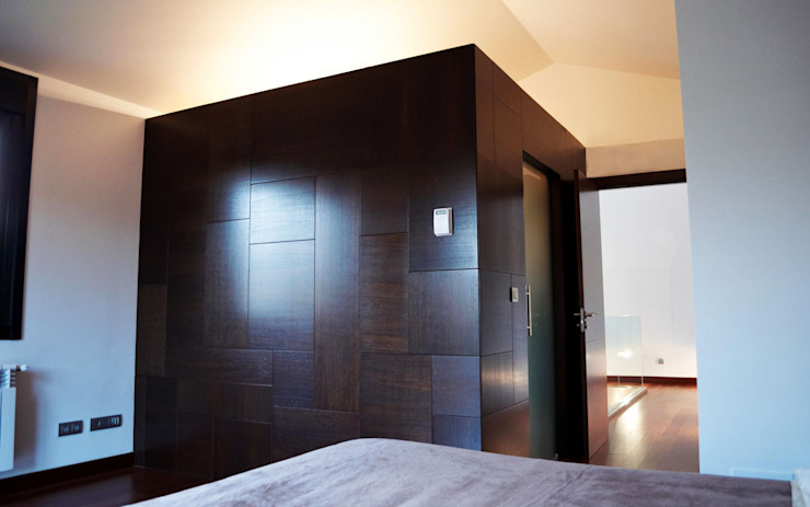Cuartos de estilo moderno de Intra Arquitectos Moderno
