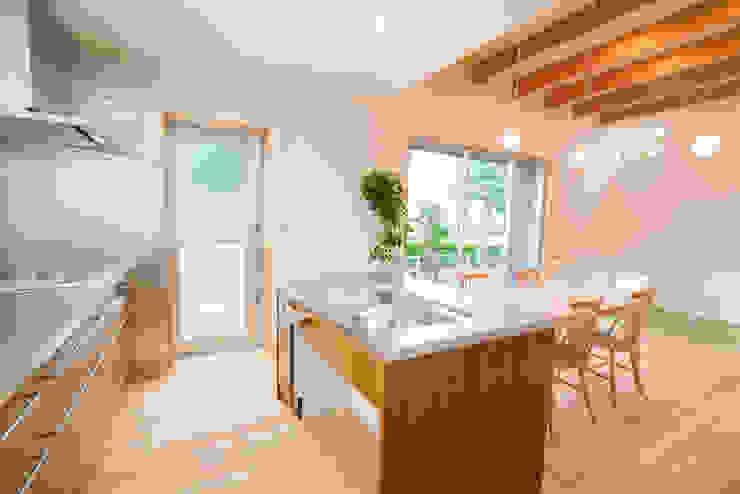 m+h建築設計スタジオ Kitchen Wood
