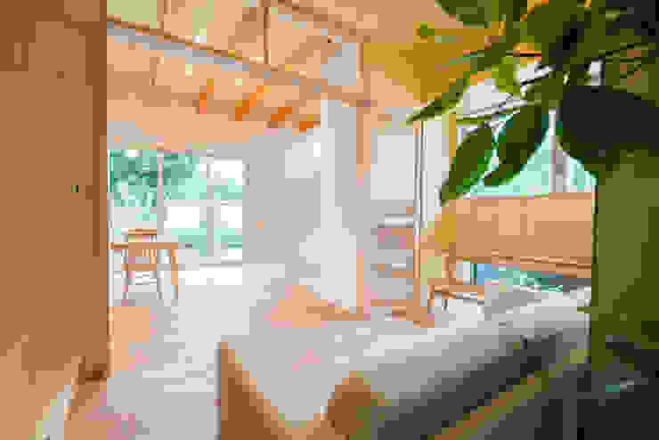 m+h建築設計スタジオ Media room Wood