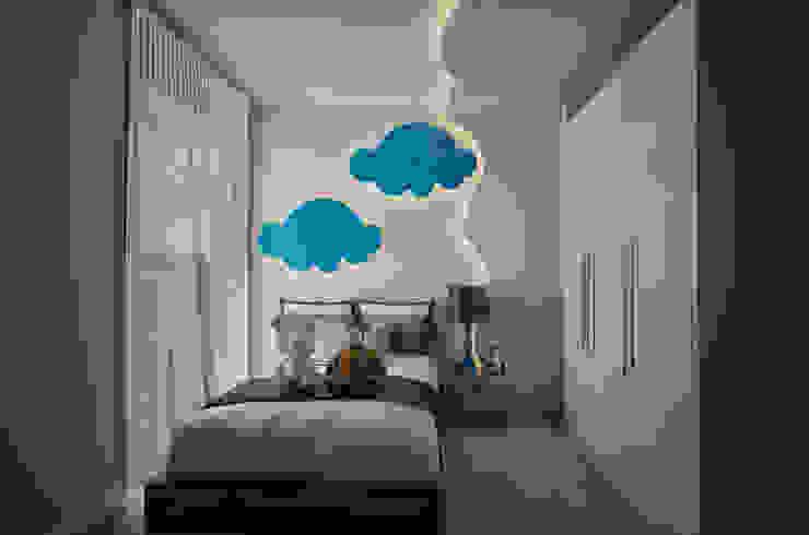 nrgn hnm proje Modern Çocuk Odası Ramazan Yücel İç mimarlık Modern