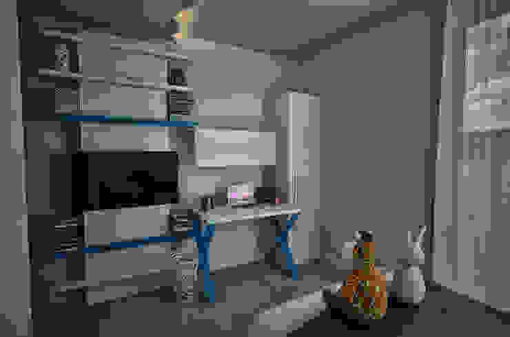 Ramazan Yücel İç mimarlık  – nrgn hnm proje: modern tarz , Modern