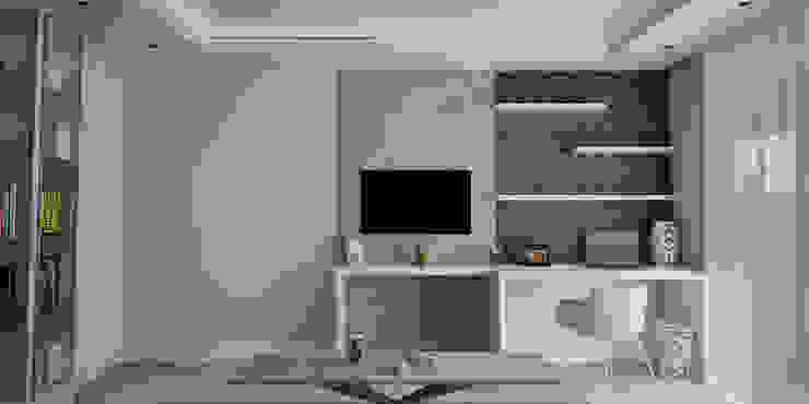 nrgn hnm proje Modern Çalışma Odası Ramazan Yücel İç mimarlık Modern