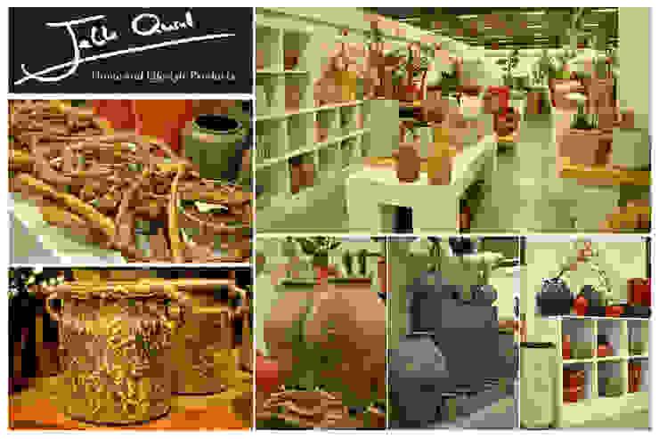 Jelle Quint  : modern  door Groothandel in decoratie en lifestyle artikelen, Modern