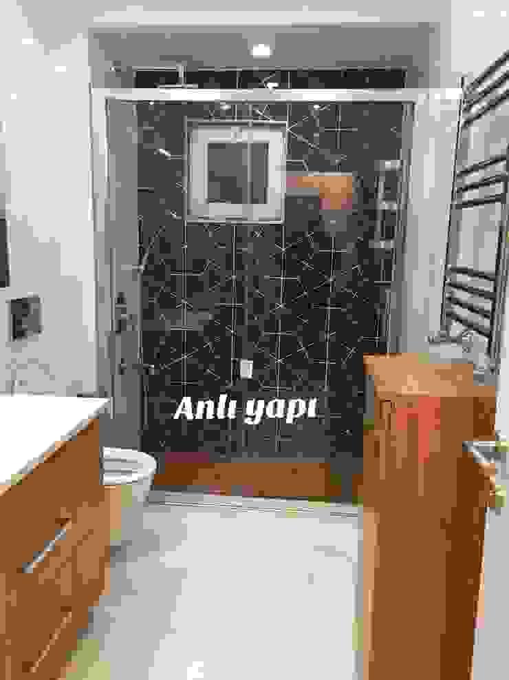 anlı yapı dekorasyon – banyo tadilatı: modern tarz , Modern Ahşap Ahşap rengi