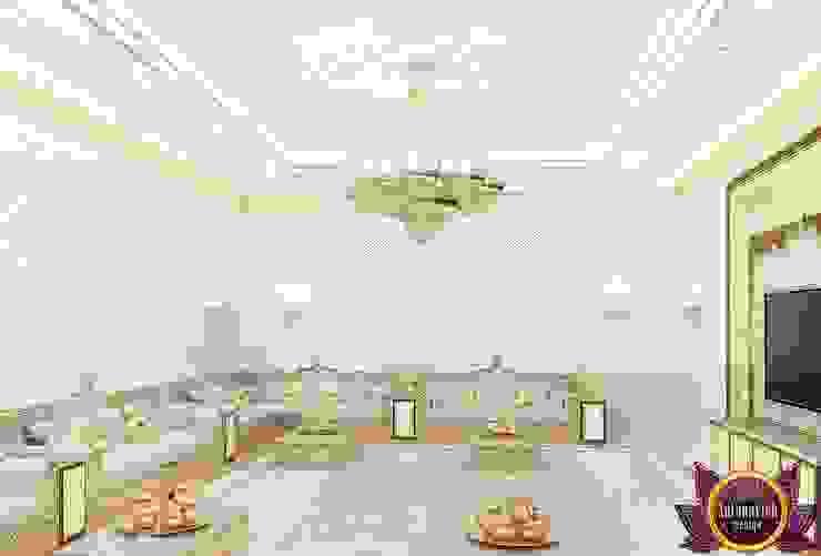 Majlis interior design of Katrina Antonovich by Luxury Antonovich Design Classic