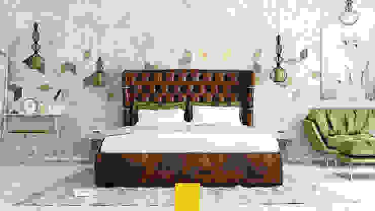 Penintdesign İç Mimarlık  – Bedroom No.5: modern tarz , Modern