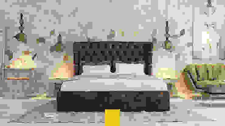 Penintdesign İç Mimarlık  – Bedroom No.5:  tarz Yatak Odası,