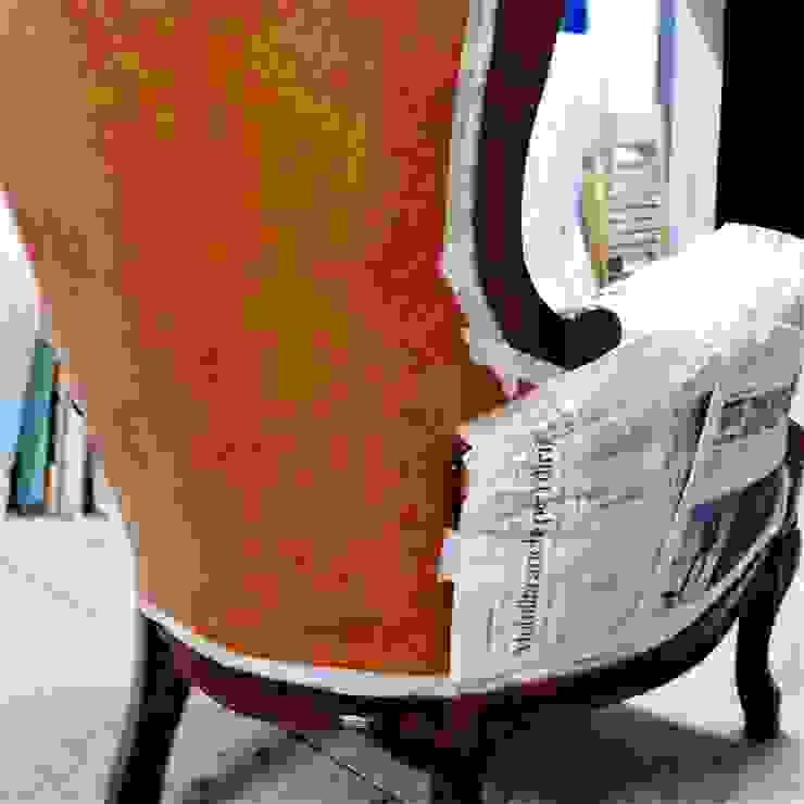 GreenBerger di Bubi collage Rurale Legno Effetto legno