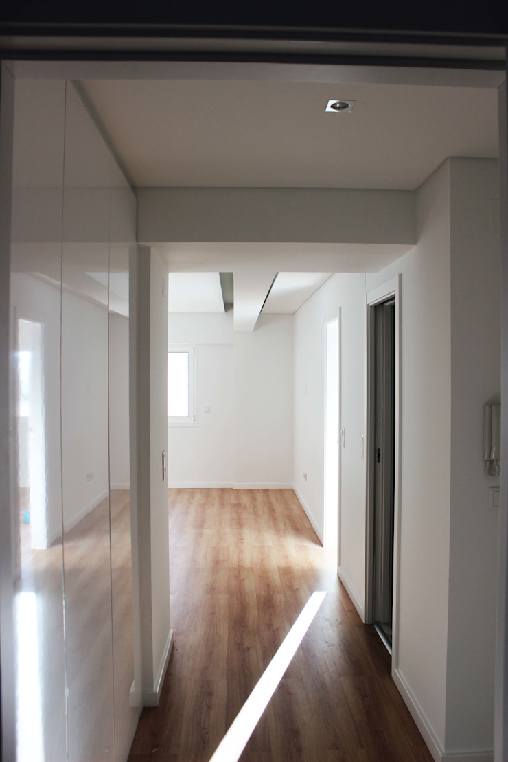 Maia House por ARQAMA - Arquitetura e Design Lda