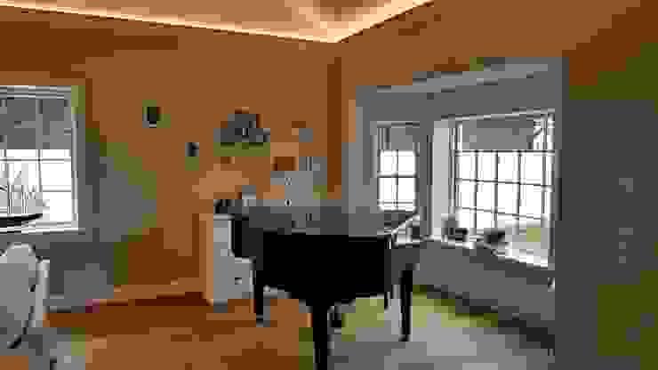 THE WHITE HOUSE american dream homes gmbh Living room
