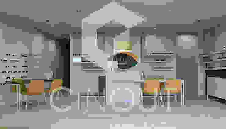 by CINOUT - Obras, Design e Manutenção Lda. Сучасний