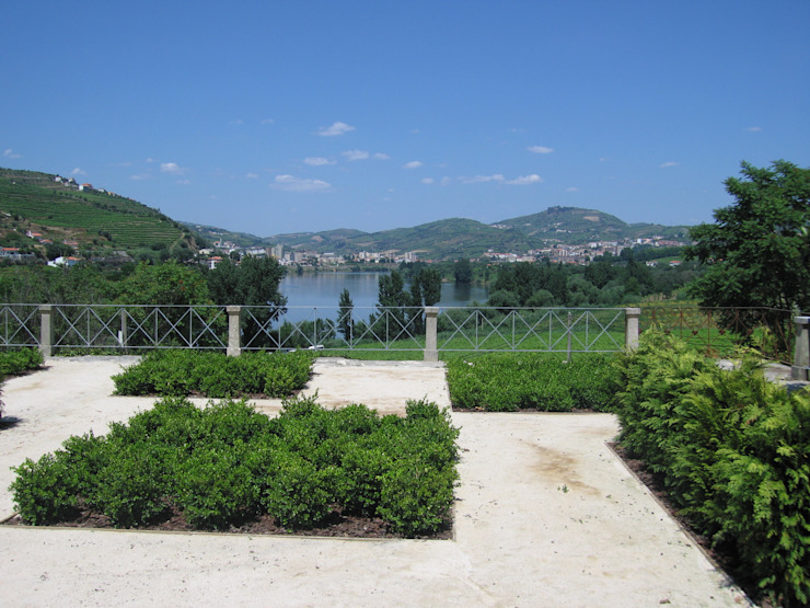 Six Senses Douro Valley por Jardins do Paço