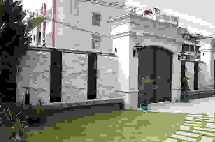 Jardines de estilo  por 傑德空間設計有限公司, Mediterráneo Arenisca