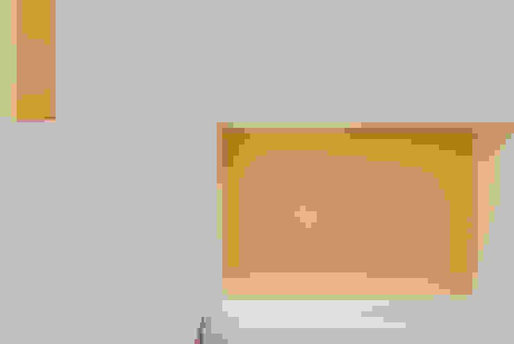 ATELIER FB 現代浴室設計點子、靈感&圖片