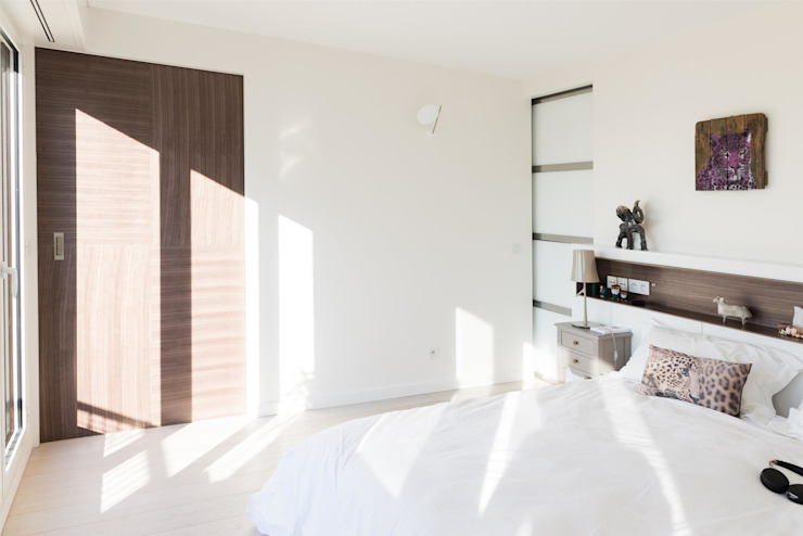 Modern style bedroom by ATELIER FB Modern