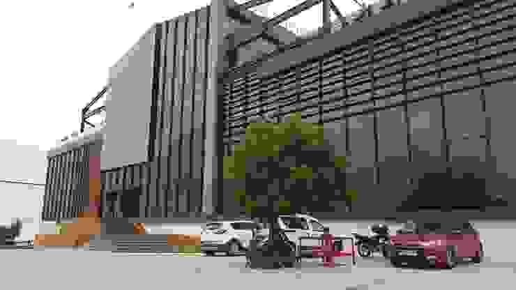 Bangunan Kantor Modern Oleh MAG Tasarım Mimarlık İnşaat Emlak San.ve Tic.Ltd.Şti. Modern