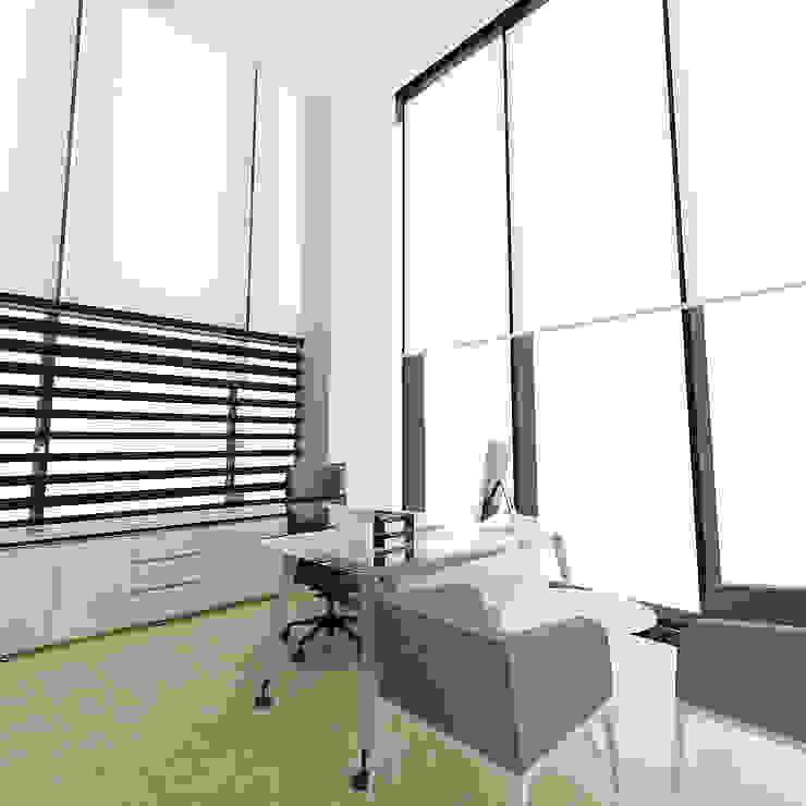 Kantor & Toko Modern Oleh MAG Tasarım Mimarlık İnşaat Emlak San.ve Tic.Ltd.Şti. Modern